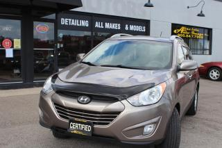 Used 2010 Hyundai Tucson GLS for sale in Oakville, ON