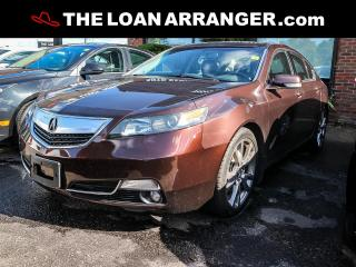 Used 2012 Acura TL for sale in Barrie, ON