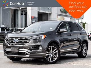 Used 2019 Ford Edge Titanium for sale in Thornhill, ON
