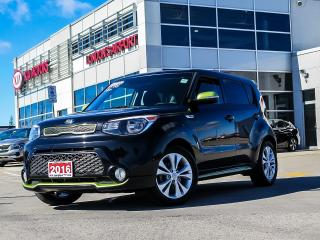 Used 2016 Kia Soul Energy Edition for sale in London, ON