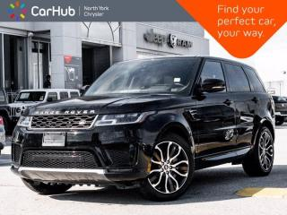 Used 2020 Land Rover Range Rover Sport MHEV HSE Heated & Vented Seats Panoramic Roof for sale in Thornhill, ON