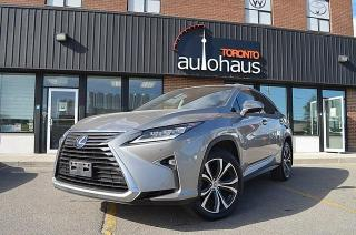 Used 2017 Lexus RX 450h for sale in Concord, ON
