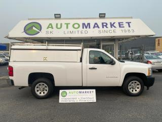Used 2012 Chevrolet Silverado 1500 WT 2WD FREE BCAA MBRSHP & WRNTY! IN-HOUSE FINANCE! NO CREDIT REQ. for sale in Langley, BC