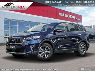 New 2020 Kia Sorento EX+ V6 for sale in Calgary, AB