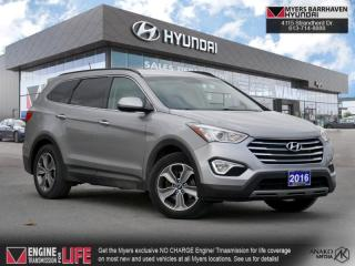 Used 2016 Hyundai Santa Fe XL FWD  - Bluetooth -  Fog Lamps - $139 B/W for sale in Nepean, ON