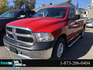 Used 2017 RAM 1500 Cabine quad 4RM, 140,5 po ST for sale in Shawinigan, QC