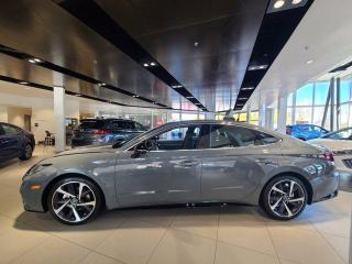 New 2021 Hyundai Sonata SPORT for sale in Calgary, AB
