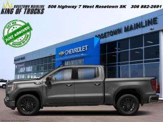New 2020 GMC Sierra 1500 ELEVATION for sale in Rosetown, SK