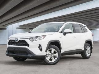 New 2020 Toyota RAV4 Hybrid XLE for sale in Surrey, BC