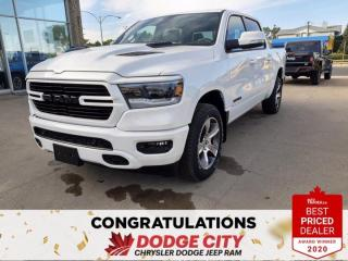 New 2020 RAM 1500 SPORT for sale in Saskatoon, SK