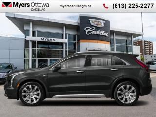 New 2021 Cadillac XT4 - Sunroof - Navigation - Heated Seats for sale in Ottawa, ON
