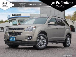 Used 2012 Chevrolet Equinox 1LT - HEATED SEATS - GREAT STARTER SUV for sale in Sudbury, ON