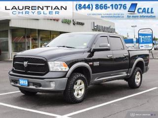 Used 2013 RAM 1500 Outdoorsman!!  SELF CERTIFY!! for sale in Sudbury, ON