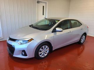 Used 2015 Toyota Corolla S for sale in Pembroke, ON