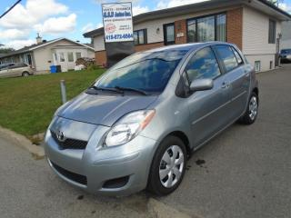 Used 2009 Toyota Yaris CE for sale in Ancienne Lorette, QC