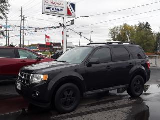 Used 2011 Ford Escape XLT for sale in Welland, ON