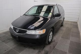 Used 2004 Honda Odyssey EX-L RES for sale in Winnipeg, MB