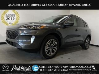 Used 2020 Ford Escape SEL for sale in Sherwood Park, AB