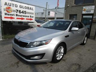 Used 2013 Kia Optima Berline 4 portes, boîte automatique LX for sale in Montréal, QC