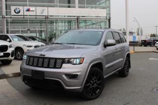 Used 2018 Jeep Grand Cherokee Laredo for sale in Langley, BC