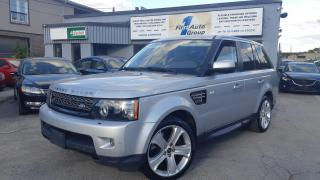 Used 2013 Land Rover Range Rover Sport HSE LUX for sale in Etobicoke, ON