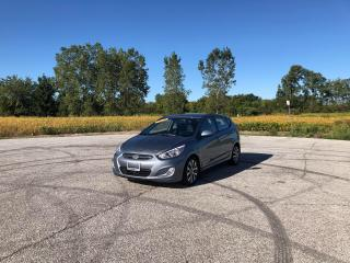 Used 2017 Hyundai Accent SE for sale in Windsor, ON
