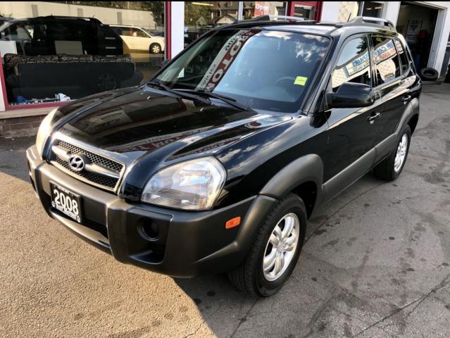 2008 Hyundai Tucson GL