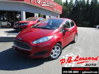 Used 2015 Ford Fiesta Se h/b siege chauffant bluetooth for sale in St-Prosper, QC