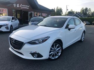 Used 2014 Mazda MAZDA3 GT-SKY for sale in St-Prosper, QC