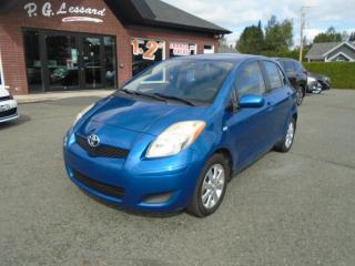 Used 2010 Toyota Yaris CE for sale in St-Prosper, QC