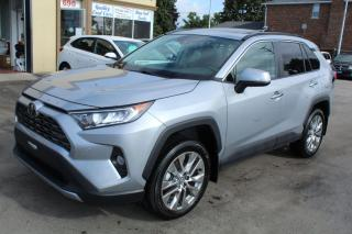 Used 2019 Toyota RAV4 LIMITED  for sale in Brampton, ON