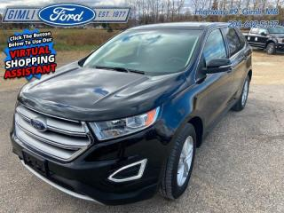 Used 2016 Ford Edge SEL for sale in Gimli, MB