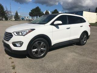 Used 2016 Hyundai Santa Fe XL Limited Adventure EditionXL|Navi for sale in Bolton, ON