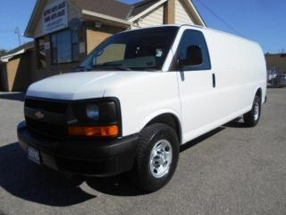 Used 2015 Chevrolet Express 2500HD Extended Cargo 4.8L V8 Divider Certified for sale in Etobicoke, ON
