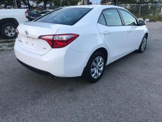 Used 2016 Toyota Corolla LE,BACK UP CAMERA,HEATED SEATS,SAFETY INCLUDED for sale in Toronto, ON