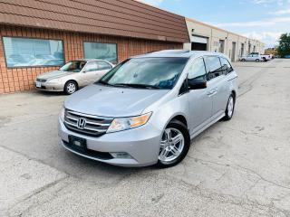 Used 2011 Honda Odyssey TOURING | CERTIFIED | CLEAN for sale in Burlington, ON