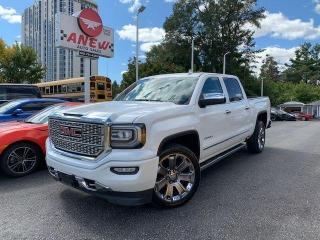 Used 2016 GMC Sierra 1500 Denali for sale in Cambridge, ON