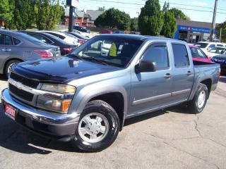 Used 2007 Chevrolet Colorado LT,CROW,CERTIFIED,ALLOYS,A/C, for sale in Kitchener, ON
