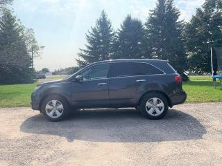 Used 2013 Acura MDX AWD V6- 7 PASSENGER for sale in Thornton, ON