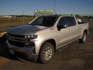 Used 2019 Chevrolet Silverado 1500 LT for sale in Thunder Bay, ON