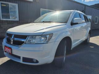 Used 2010 Dodge Journey SXT-V6-LOCAL TRADE for sale in Tilbury, ON
