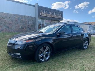 Used 2014 Acura TL THECHNOLOGY PKG LEATHER SUNROOF ALLOYS for sale in North York, ON