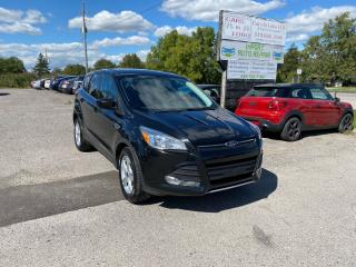 Used 2015 Ford Escape SE for sale in Komoka, ON