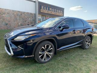 Used 2017 Lexus RX 350 LUXURY AWD NAVI REAR CAM ICS BMS  LKA PCS for sale in North York, ON