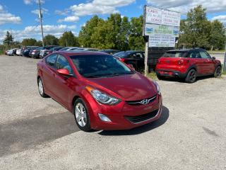 Used 2013 Hyundai Elantra GLS for sale in Komoka, ON