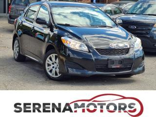 Used 2010 Toyota Matrix XR | 2.4L | MANUAL | CRUISE | LOW KM for sale in Mississauga, ON