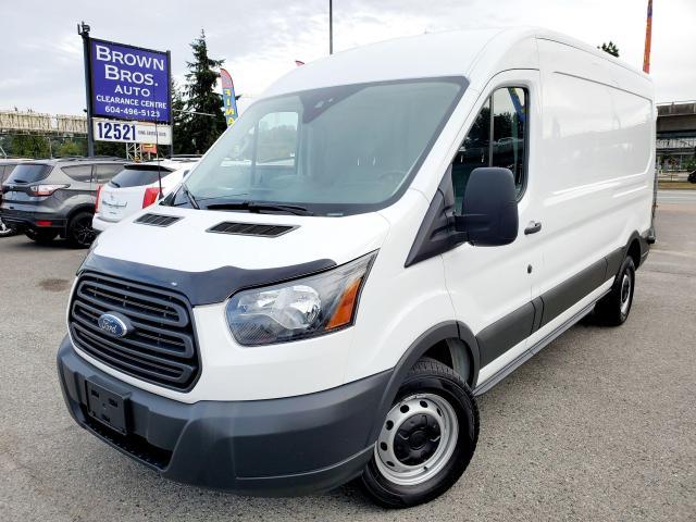 2017 Ford Transit 250MR, LOCAL,