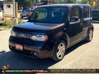 Used 2010 Nissan Cube 1.8 SL|NO ACCIDENT|PUSH START|BLUETOOTH|CERTIFIED for sale in Oakville, ON
