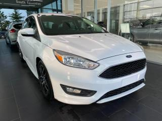 Used 2017 Ford Focus SE, ACCIDENT FREE, ONE OWNER, HEATED SEATS AND STEERING WHEEL, REAR VIEW CAMERA for sale in Edmonton, AB