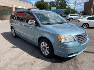 Used 2008 Chrysler Town & Country Limited for sale in Toronto, ON
